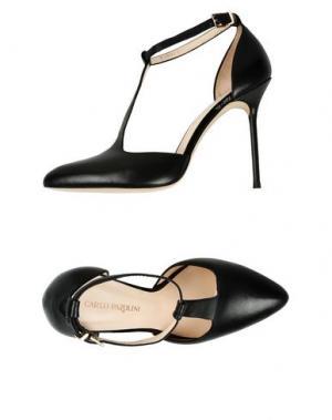 Туфли CARLO PAZOLINI. Цвет: черный