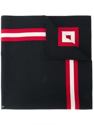 Бандана с принтом логотипа Fear Of God. Цвет: чёрный