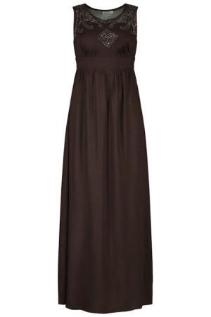 Платье Finn Flare. Цвет: 616 chocolate