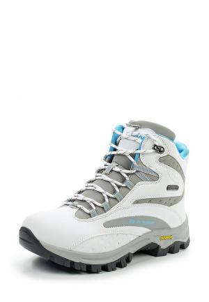 Ботинки трекинговые Escan. Цвет: белый