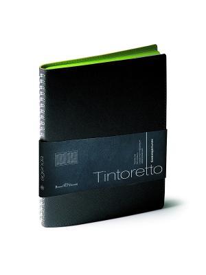 Еженедельник, b5 tintoretto Bruno Visconti. Цвет: черный
