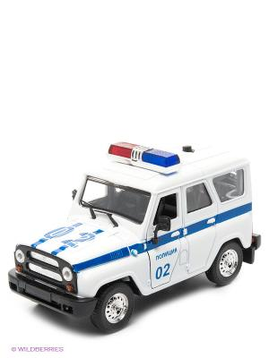 Машина УАЗ Hunter Технопарк. Цвет: белый