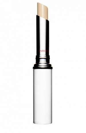Маскирующий карандаш-консилер Concealer Stick 01 Clarins. Цвет: бесцветный
