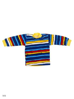 Джемпер Babycollection. Цвет: синий, желтый