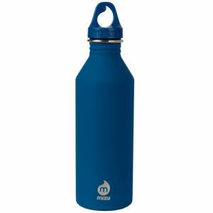 Бутылка Для Воды MIZU. Цвет: st blue le w blue loop cap