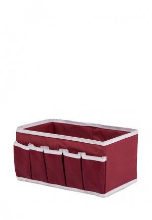 Система хранения Homsu. Цвет: бордовый