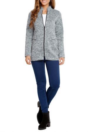 Куртка LOU-LOU. Цвет: grey