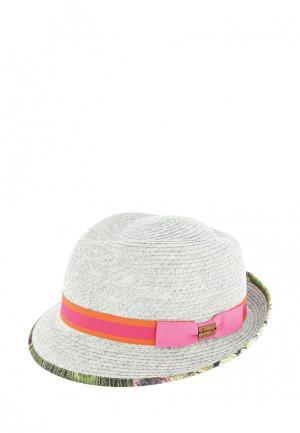 Шляпа Herman. Цвет: серый