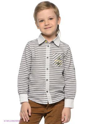 Рубашка CHOUPETTE. Цвет: серый