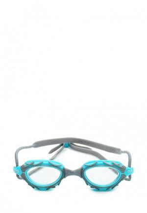 Очки для плавания TYR. Цвет: бирюзовый