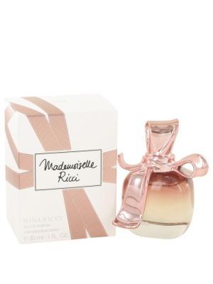 Туалетная вода Mademoiselle, 30мл NINA RICCI. Цвет: розовый