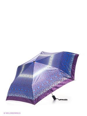 Зонт Labbra. Цвет: синий, фиолетовый