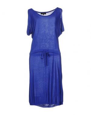 Платье до колена CUTIE. Цвет: синий