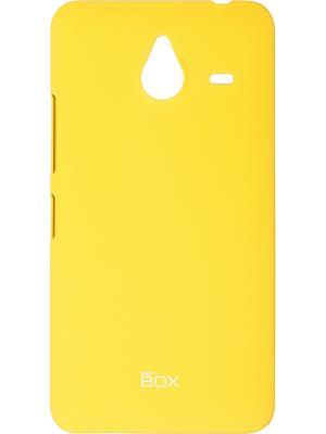 Microsoft Lumia 640XL skinBOX Shield 4People. Цвет: желтый