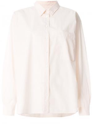 Мешковатая рубашка Closed. Цвет: none