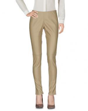 Повседневные брюки DRY LAKE.. Цвет: бежевый