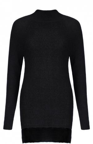 Вязаный свитер Y-3. Цвет: черный