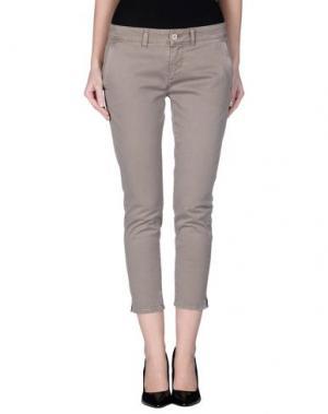 Повседневные брюки KAYLA. Цвет: хаки