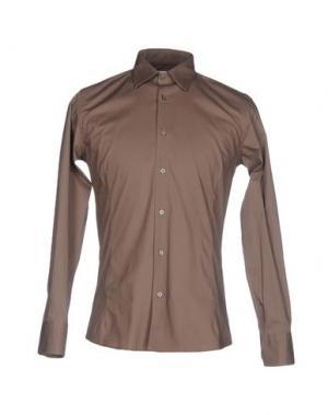 Pубашка GUYA G.. Цвет: голубиный серый
