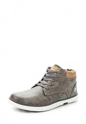 Ботинки Norway Originals. Цвет: серый