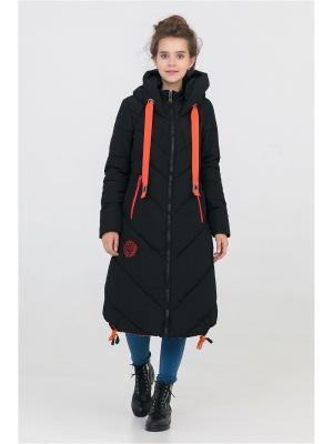 Пальто Jan Steen. Цвет: черный