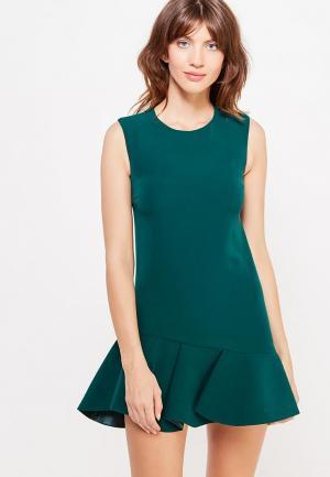 Платье Glam Goddess. Цвет: зеленый