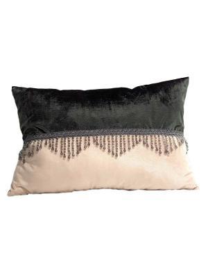 Декоративная подушка Морелла РЮШАЛЬ. Цвет: серый