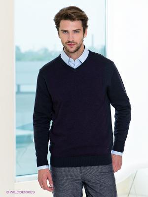 Пуловер Greg Horman. Цвет: темно-фиолетовый, темно-серый