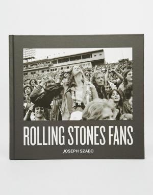 Books Книга Rolling Stones Fans. Цвет: мульти