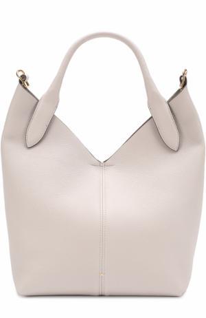 Сумка Build a Bag Anya Hindmarch. Цвет: серый