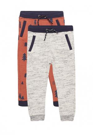 Комплект брюк спортивных 2 шт. Marks & Spencer. Цвет: разноцветный