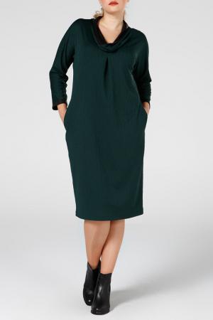 Платье Exline. Цвет: green