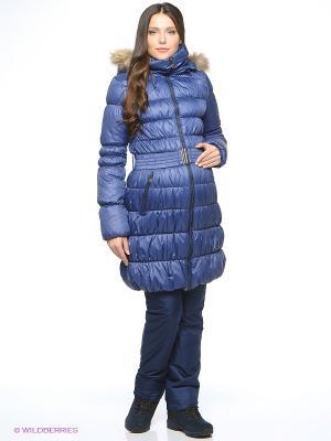 Куртка I love mum. Цвет: синий
