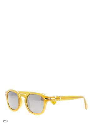 Солнцезащитные очки TM 501S 06 Opposit. Цвет: желтый
