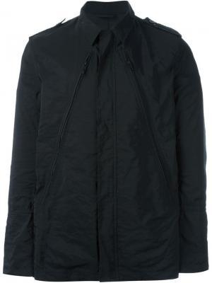 Куртка Edo Ann Demeulemeester. Цвет: чёрный