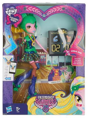 Кукла Шедоуболт Hasbro. Цвет: фиолетовый, желтый