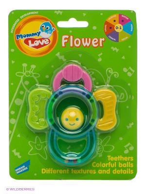 Цветок MOMMY LOVE. Цвет: зеленый