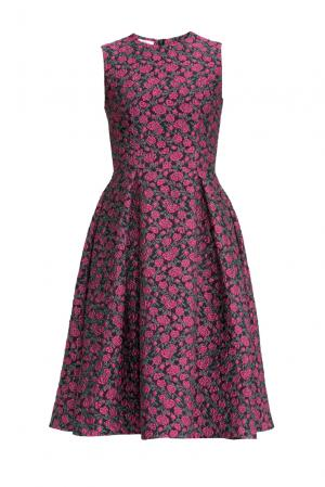 Платье 156405 Y.amelina. Цвет: разноцветный