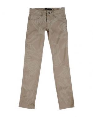Повседневные брюки IKKS. Цвет: бежевый