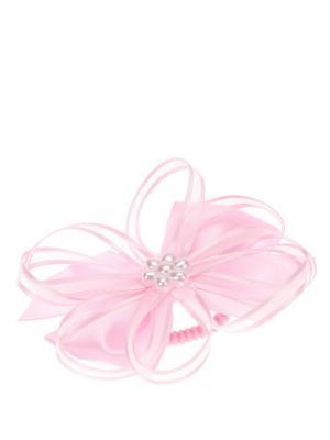 Резинка Accsessory. Цвет: розовый