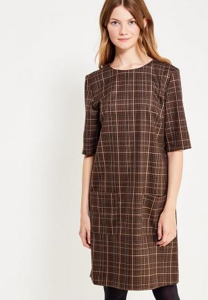 Платье F5. Цвет: коричневый