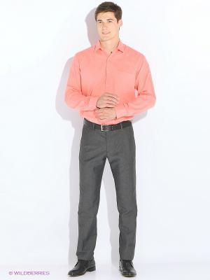 Рубашка BIRIZ. Цвет: бледно-розовый
