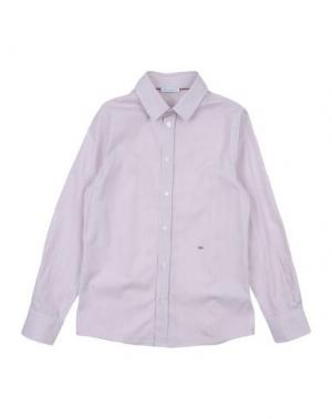 Pубашка DOLCE & GABBANA. Цвет: красно-коричневый