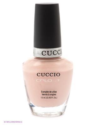 Лак Cuccio Colour, Seduced in Sorr COLOUR. Цвет: розовый