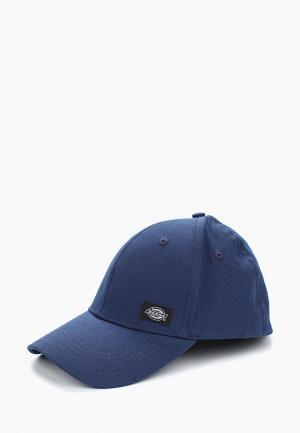 Бейсболка Dickies. Цвет: синий