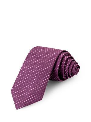 Галстук GREG. Цвет: лиловый