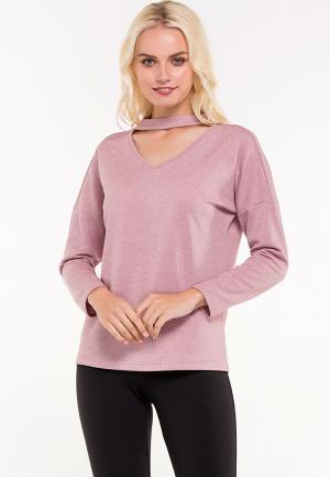Пуловер Remix. Цвет: розовый