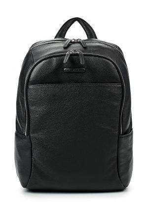 Рюкзак Piquadro. Цвет: черный