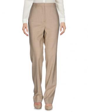 Повседневные брюки PAUW. Цвет: бежевый