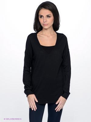 Пуловер EASY WEAR. Цвет: черный